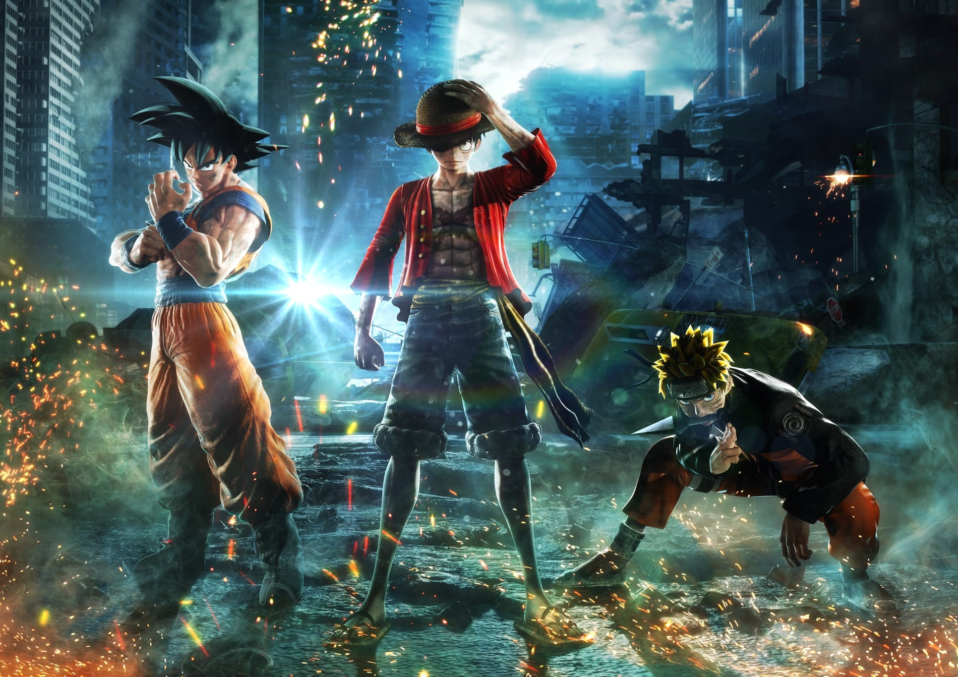Jump Force – Patch 1.15