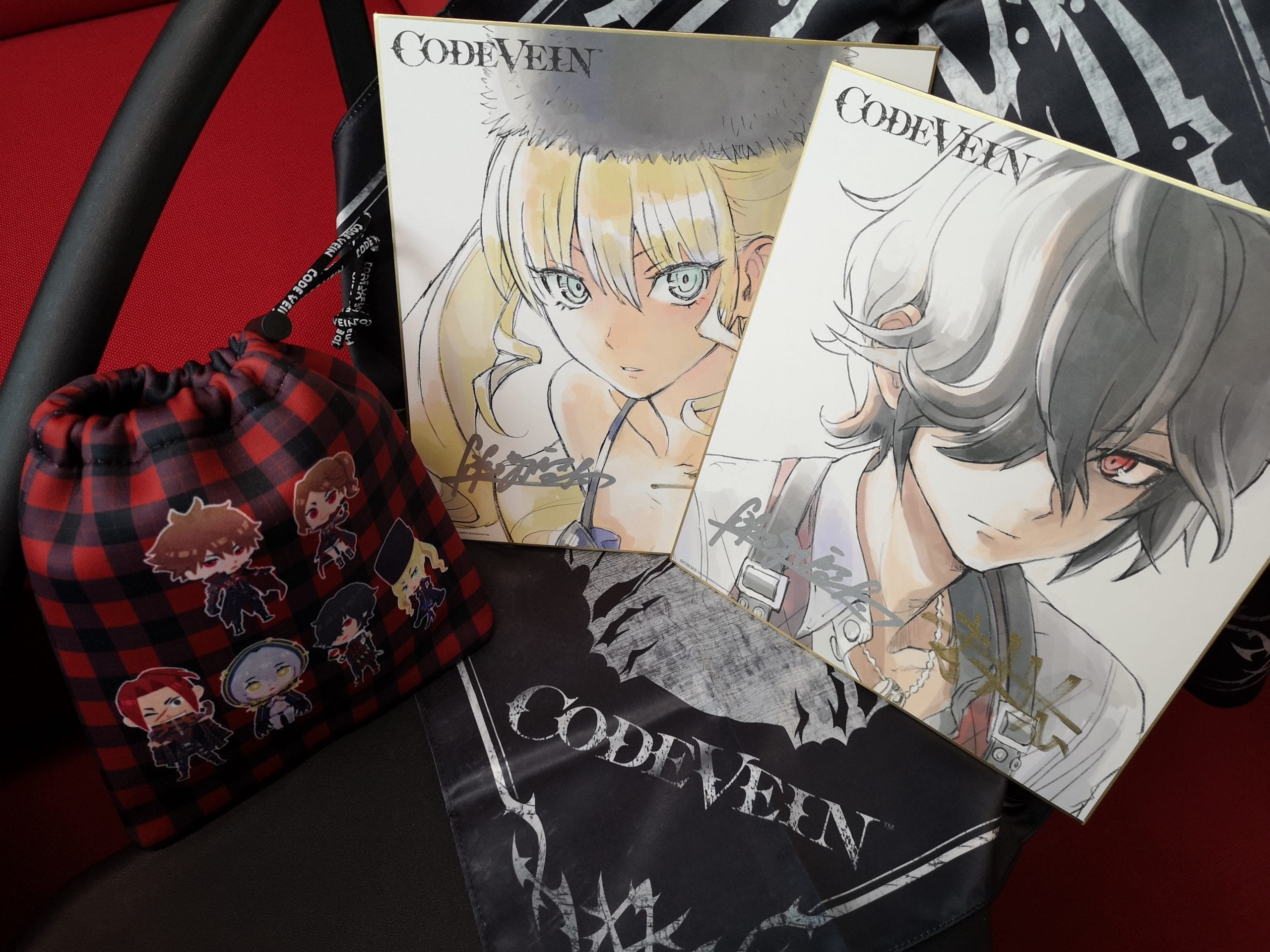 CODE VEIN – Trial Demo Available Now!